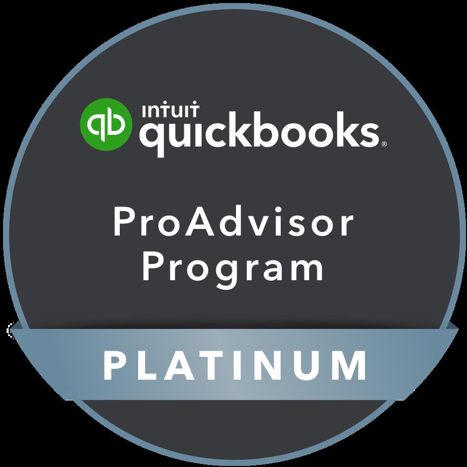 Quickbooks Proadvisor Platinum tier